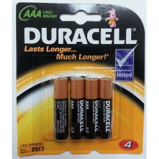 DURACELL AAA4/18 [Made In USA]