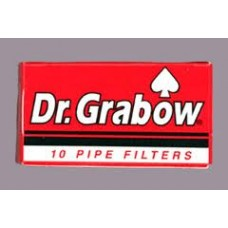 DR. GRABOW PIPE FILTERS 12/10CT