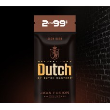 DM Cigarillo Java Fusion/30 Save on 2