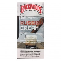 BACKWOODS Russian Cream/8-5pk