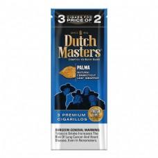 DM Cigarillo Palma Foil/20-3pk