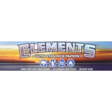 ELEMENTS ULTRA RICE KING SIZE / 50