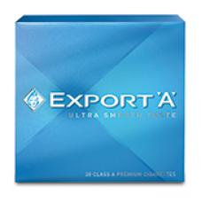 EXPORT A Ultra Smooth/ 10pk
