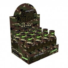 5 HOUR ENERGY EXTRA STRENGTH SOUR APPLE/12 (CAMO)