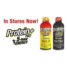 5 Hour Energy Protein