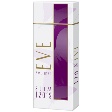 EVE SLIM AMETHYST 120'S BOX