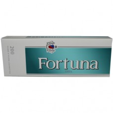 FORTUNA MENTHOL GREEN 100 BOX