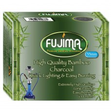 FUJIMA BAMBOO CHARCOAL 40 MM/10-10 #HA37