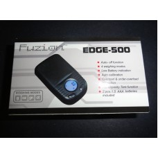 FUZION EDGE-500g SCALE / 0.1g