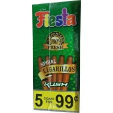 FIESTA KUSH/15-5pk 99c