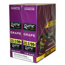 Game 2 for 99 cents/30 pouches GRAPE