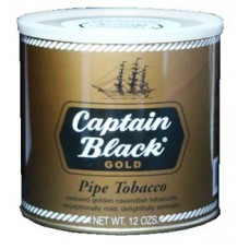 CAPTAIN BLACK GOLD TIN/12oz