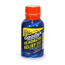 GOODY'S Headache Shots Citrus/9-2oz.