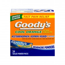 GOODY'S Cool Orange/6-4pk