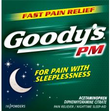 GOODY'S PM/12-6