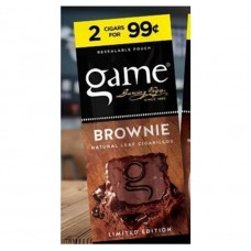 GAME BROWNIE Cig./15-2for99c #2470 (Limited Edition)