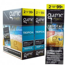 Game 2 for 99 cents/30 pouches TROPICAL  *Limited Edition*