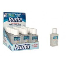 PURITA HAND SANITIZER/8fl oz.