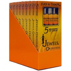 HAV-A-TAMPA JEWELS ORANGE 10/5