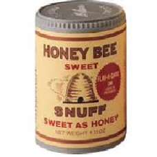 HONEY BEE SWEET SNUFF/12 PK