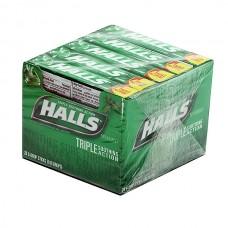 HALLS Spearmint 20/9'S