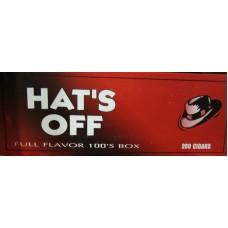 HAT'S OFF FF 100'S BOX/10
