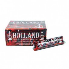 Holland Quick-Lite Hookah Charcoal 40mm/ 10-10