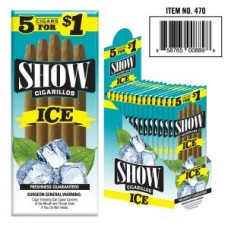 SHOW CIGARILLOS 5 FOR $1 ICE