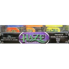 HAZE HOOKAH TOBACCO 3-50G DISPLAY/1