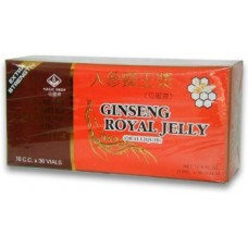 GINSENG RED ROYAL JELLY 10ml / 30
