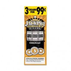 Jackpot 3 for 99 cents 15 pouches COGNAC
