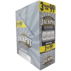 Jackpot 3 for 99 cents 15 pouches SILVER