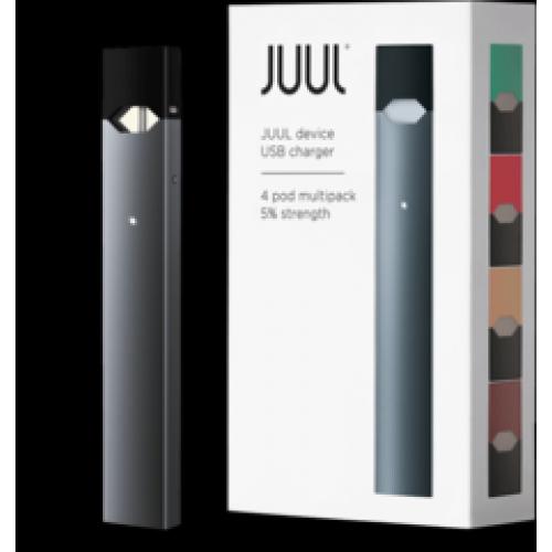 JUUL STARTER KIT 5% 2pk (VA TOB&MINT) / 4ct