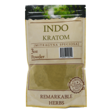 REMARKABLE HERBS INDO POWDER 3oz
