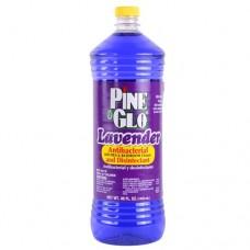 PINE GLO LAVENDER KITCHEN & BATH CLEANER 40OZ/12CT