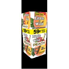 Little-N-Wild Single Cigar Peach/25-59c