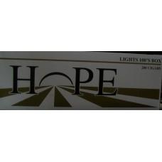 HOPE MILD 100'S CIGAR