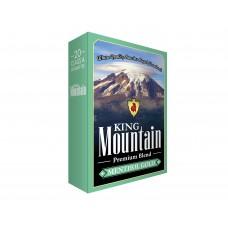 KING MOUNTAIN MENTHOL GOLD KINGS BOX