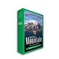 KING MOUNTAIN MENTHOL 100'S BOX