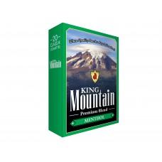 KING MOUNTAIN MENTHOL KINGS BOX