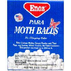 MOTH BALLS/5 oz.