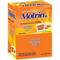 MOTRIN Ibuprofen Tablets/6-24