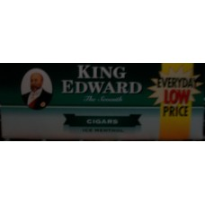 KING EDWARDS MENTHOL CIGARS/10