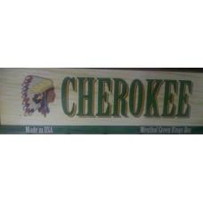 CHEROKEE MENTHOL GREEN KINGS BOX