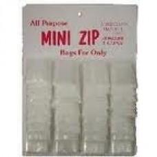 MINI ZIP CLEAR 1.25x1.25 /36