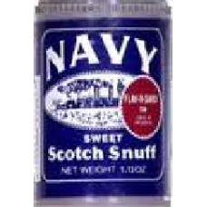 NAVY SWEET SNUFF/12 PK