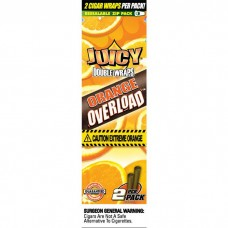 JUICY ORANGE OVERLOAD  25/2PK