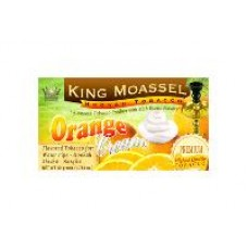 KING Moassel Hookah Tob. Orange Cream/10-50g