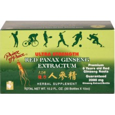 PANAX RED GINSENG EXTRACTUM 10ml / 30