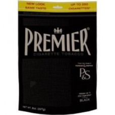 PREMIER BLACK FF BAG/3oz.